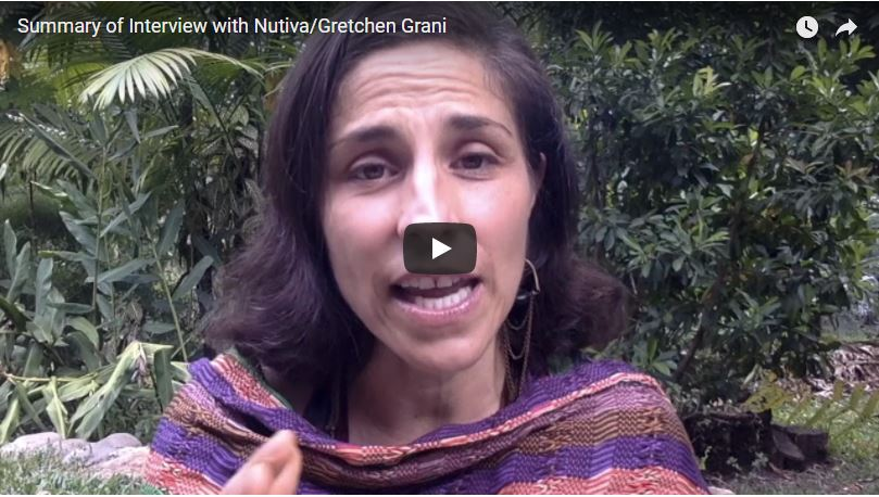 Summary of Interview with Gretchen Grani at Nutiva